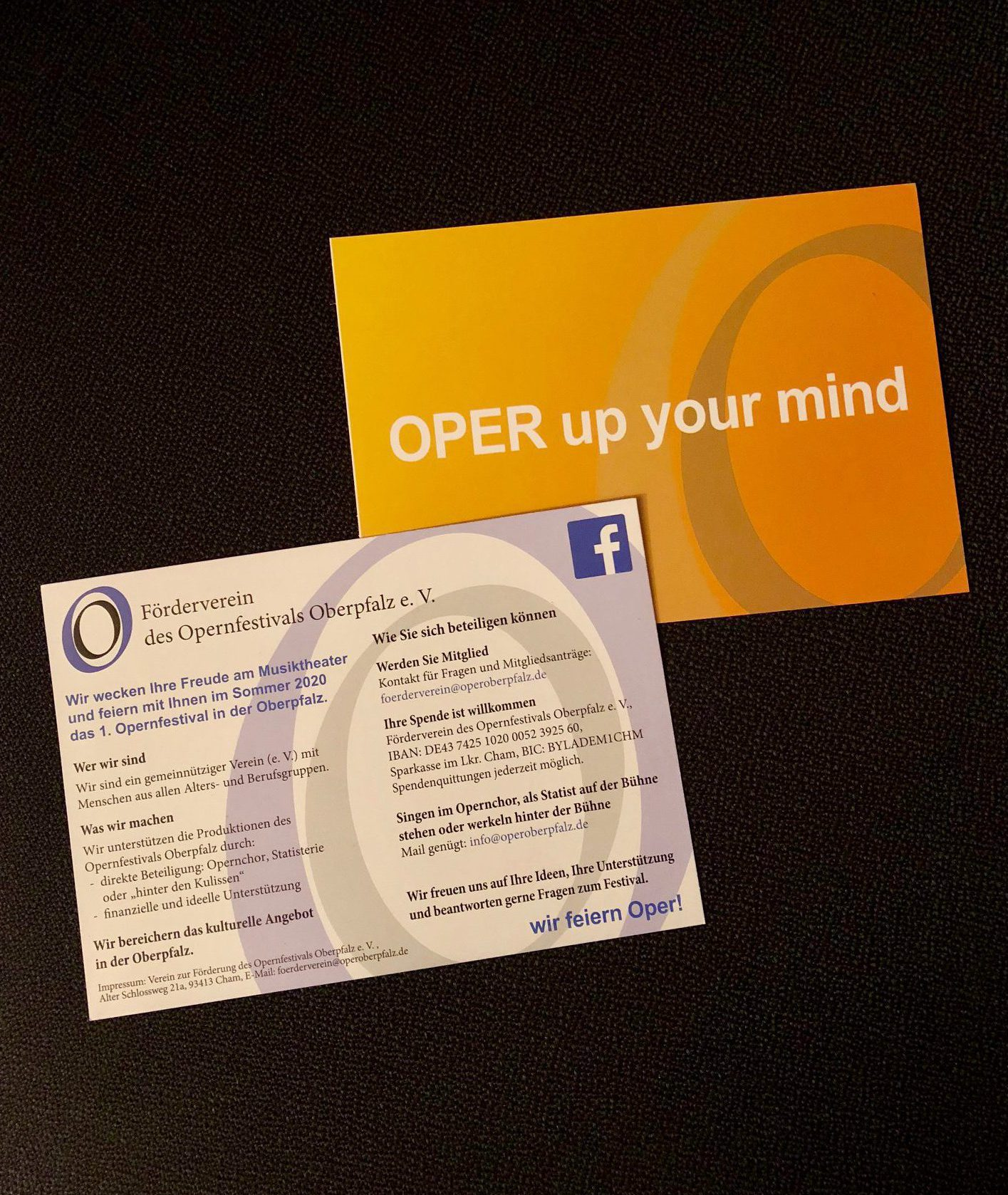 OPER up your mind - Opernfestival Oberpfalz