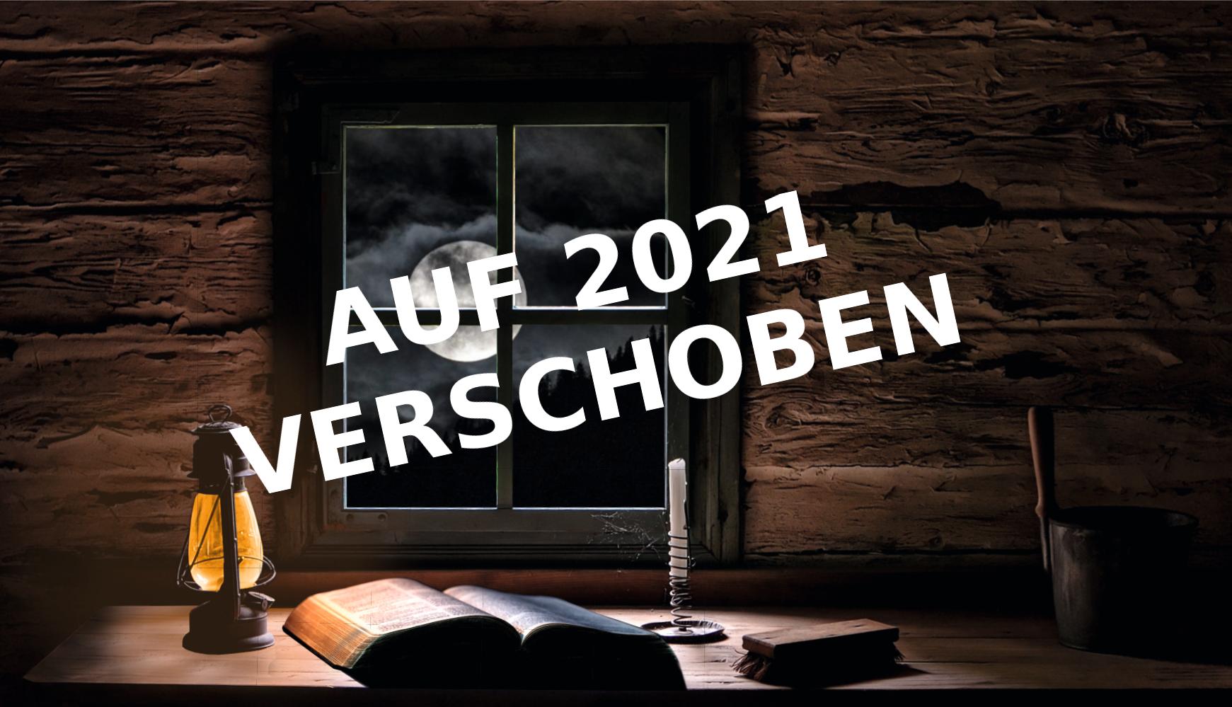 Opernfestival Oberpfalz verschoben auf 2021