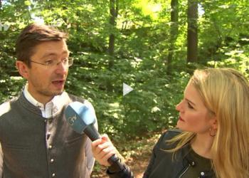 Opernfestival Oberpfalz OTV Interview Oberpfälzer Heimat