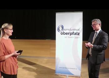 Opernfestival Oberpfalz Interview Martin Birner