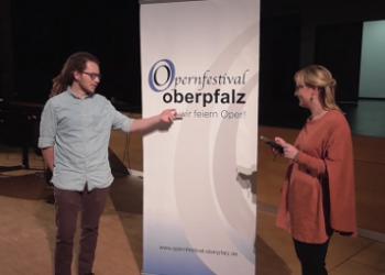 Opernfestival Oberpfalz Interview Sandro Fördererkonzert