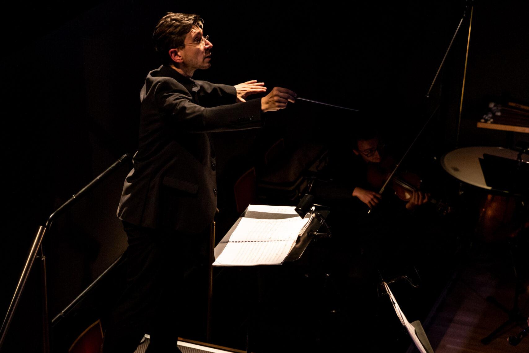 Opernfestival_Oberpfalz_Freischütz_Dirigent_und_künstlerischer_Leiter_Michael_Konstantin Foto: Christina Iberl