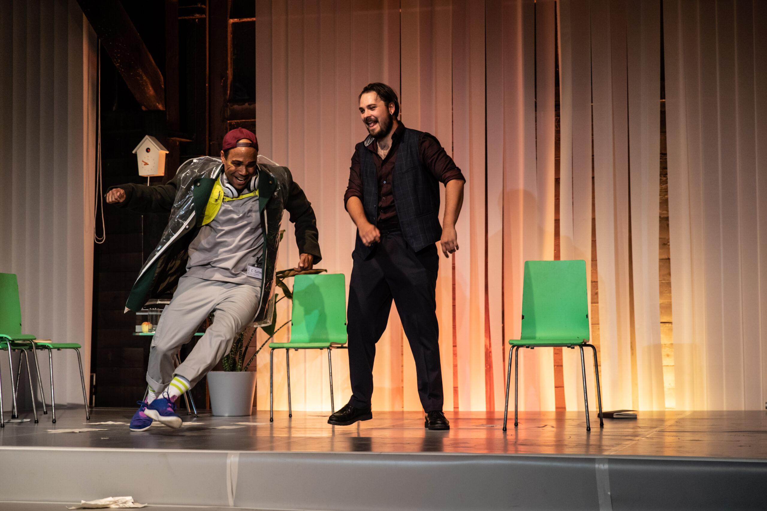 Opernfestival_Oberpfalz_inSOMNIA-127_Franz_Xaver_von_Schönwerth_und_Bilmesschneider_2 Foto: Christina Iberl